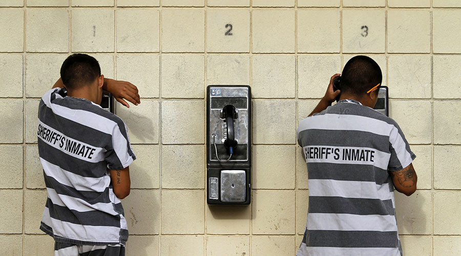 '13 to 31 cents per minute': Higher caps set for inmate phone calls