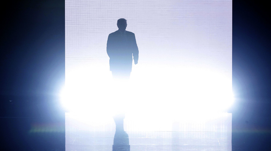 ET, WWE or Mini Me? Twitter explodes with reactions to Donald Trump's 'epic' convention entrance