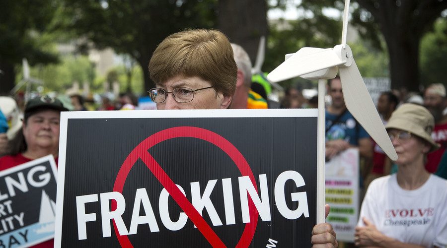 Fracking may cause increased complications for asthma sufferers – study