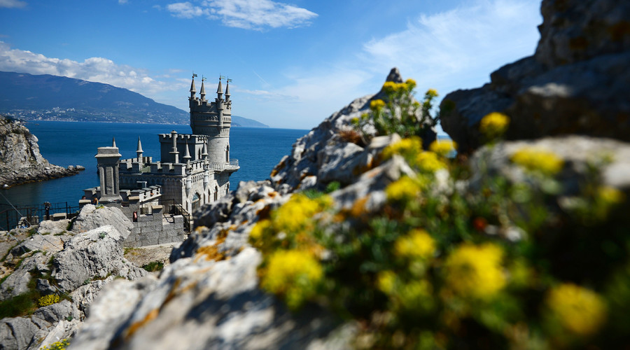 Crimea expects over 7mn tourists by 2020
