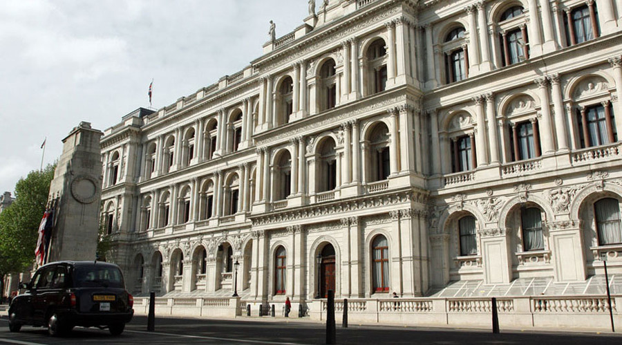 Whitehall at war: Brexit minister accused of poaching Foreign Office talent