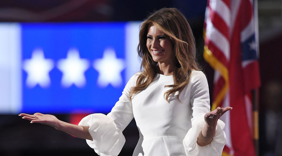 From #FamousMelaniaTrumpQuotes to My Little Pony, Melania's RNC speech rife with memes