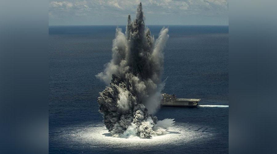 'Smoking gun': Navy testing likely caused 3.7 magnitude 'earthquake' off Florida