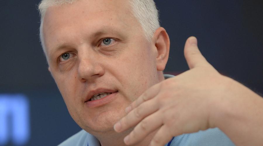 Pavel Sheremet, journalist © Ramil Sitdikov