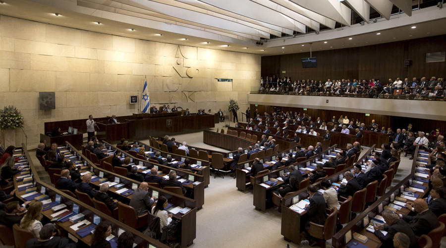 Israeli parliament passes impeachment law despite criticism it targets Arab MPs