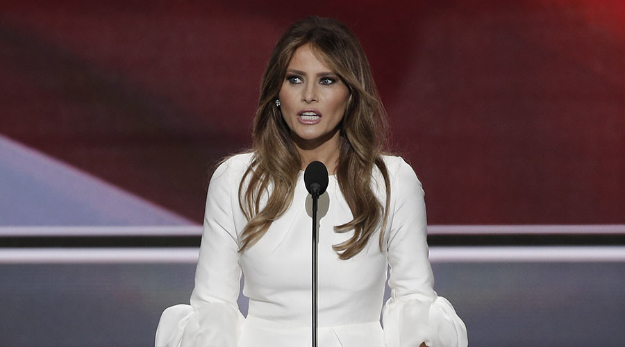 Is Melania Trump's speechwriter, Meredith McIver, a real person? Twitter satirists doubt it