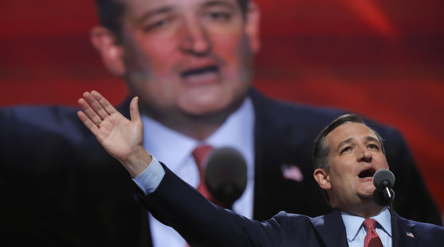 Ted Cruz booed for speaking as if running for president at RNC