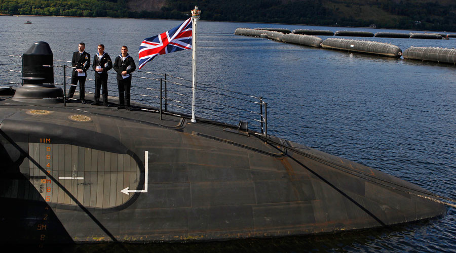 L-plates? Nuclear sub crash in Gibraltar may have had trainee behind the wheel