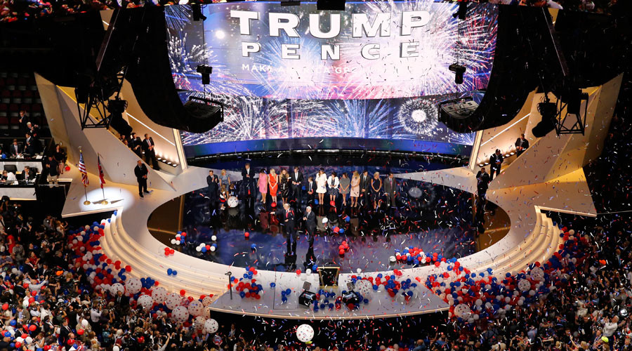 'Trump supporters rising up, disgusted with elites, no trust in media'