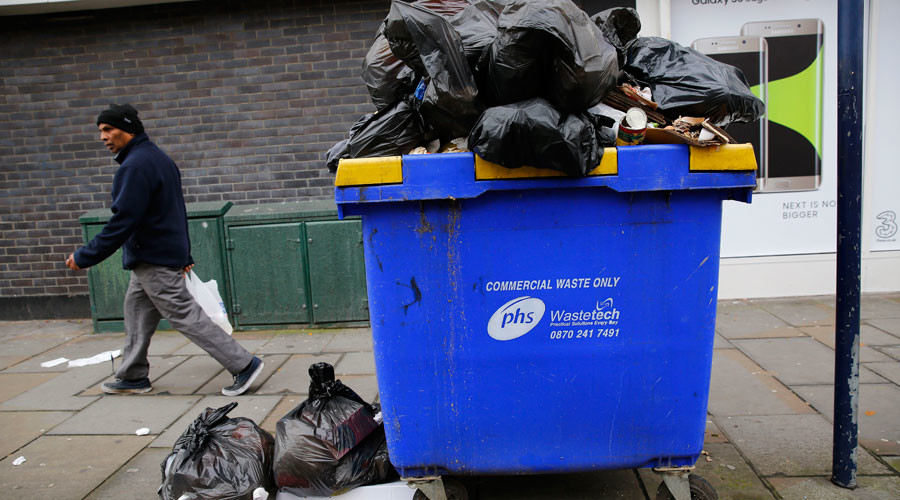 The British govt's 'take out the trash day': A brief history of burying bad news