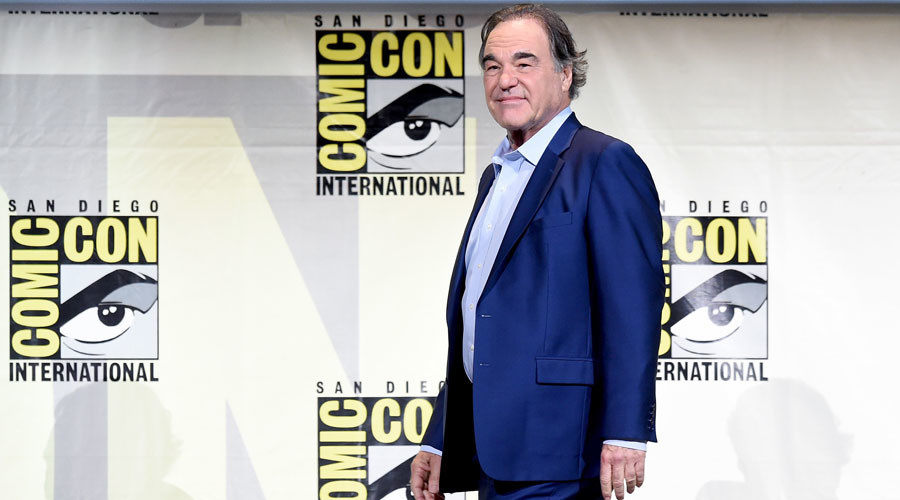 Oliver Stone  © Kevin Winter