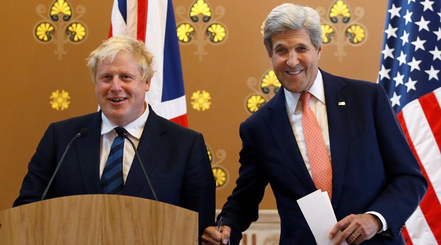 Boris Johnson & the strange case of the British foreign secretaries