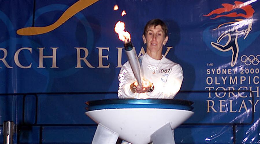 Australian Olympian Glynis Nunn-Cearns © HO