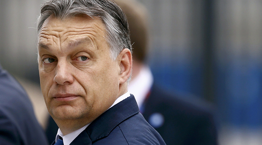 EU reduced to weak regional player unable to defend itself – Hungary's Orban