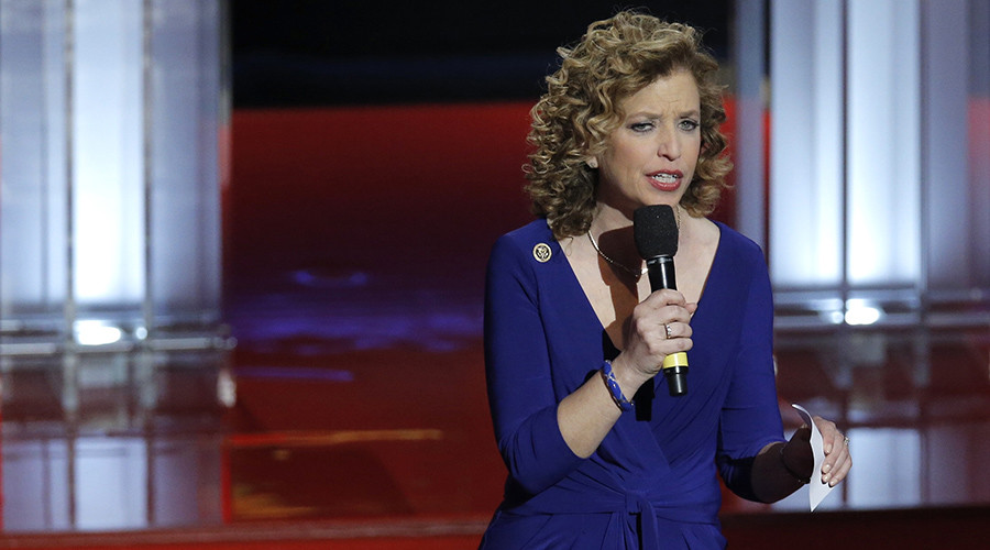 Debbie Wasserman Schultz, chair of the Democratic National Committee © Jim Young