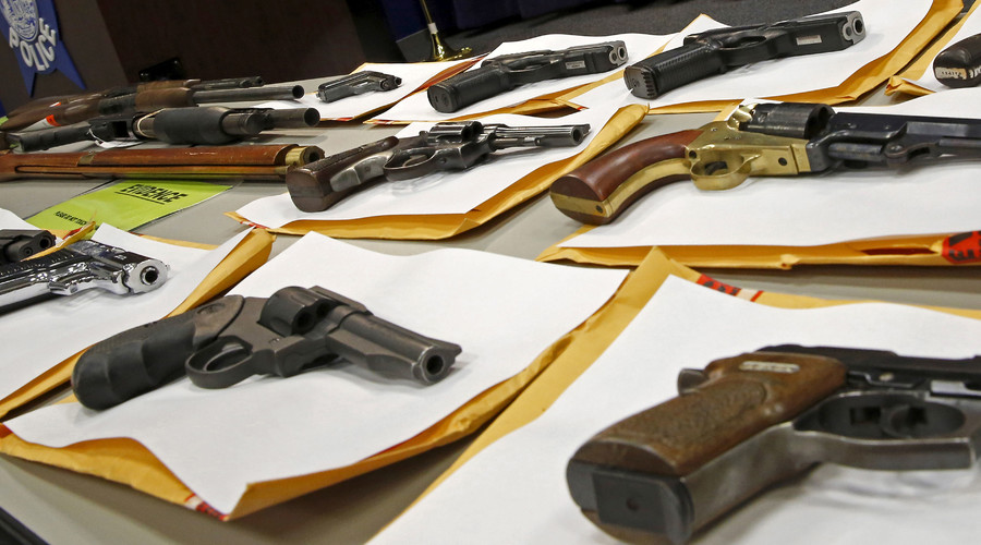 Americans want tougher gun laws, ban of assault weapons – poll