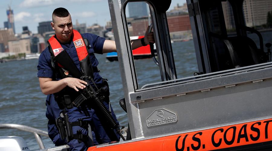 Prankster making fake 'mayday' calls costs US Coast Guard $500k