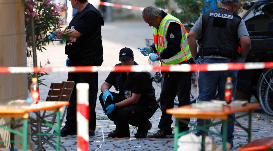 Ansbach attacker pledged allegiance to ISIS, had materials for another bomb – police