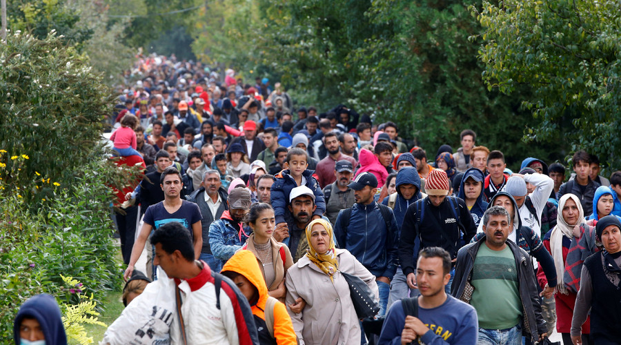 Hundreds of leads on possible terrorists among refugees – German police