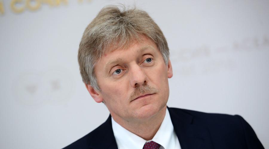 Russian Presidential Press Secretary Dmitry Peskov. © Vitaliy Belousov