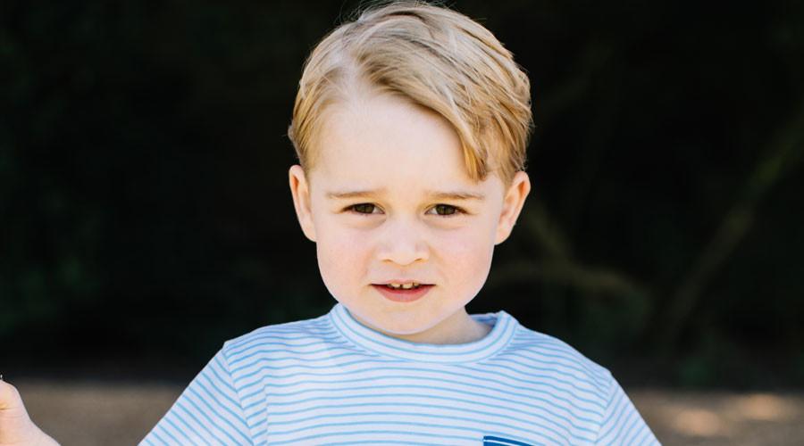 Prince George © Matt Porteous