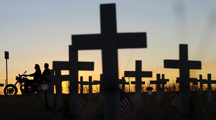 Texan cemetery can no longer enact 'whites-only' policy after lawsuit