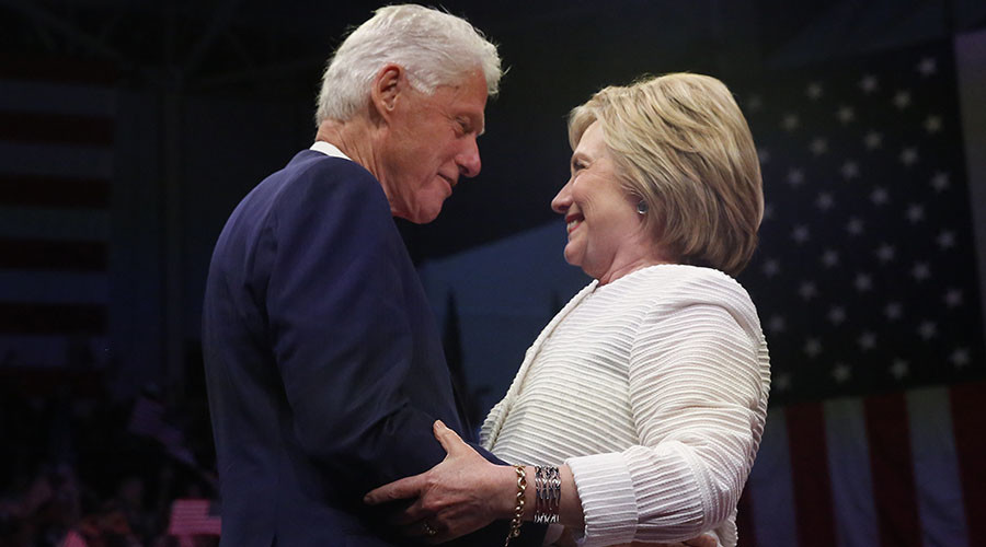 Bill Clinton's story of romcom relationship with Hillary leaves out a few details