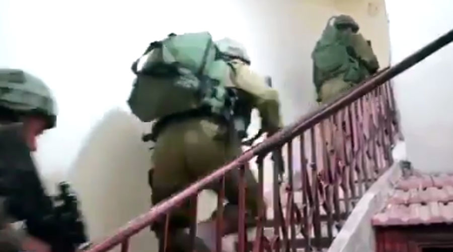Israeli troops kill Hamas militant wanted in rabbi murder, arrest 2 others in overnight raid (VIDEO)