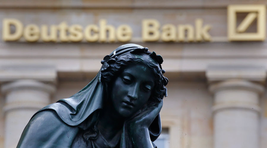 Deutsche Bank profits plummet 98%, CEO warns of further cuts