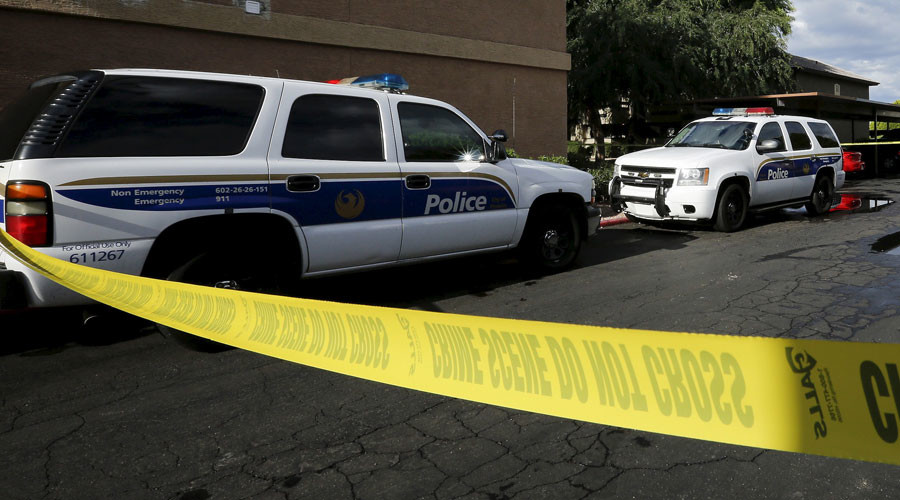 Officer-involved shooting, suspect barricaded in Tempe senior center ‒ police