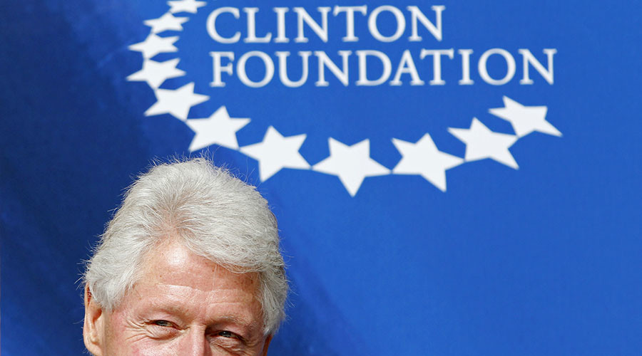 IRS looking into Clinton Foundation over 'pay-to-play' allegations