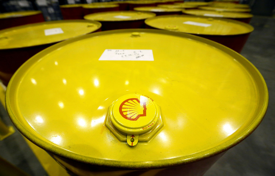 Shell profits plunge 70% as oil prices hover around three-month lows