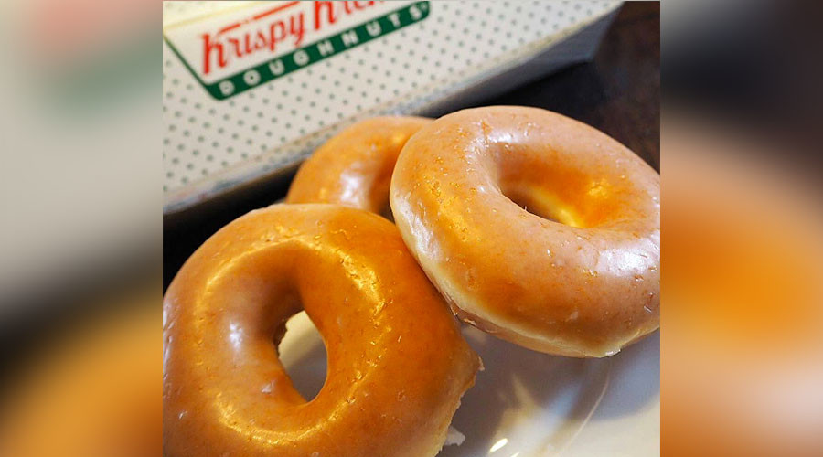 'No, it's meth': Florida police mistake Krispy Kreme icing for hardcore drug