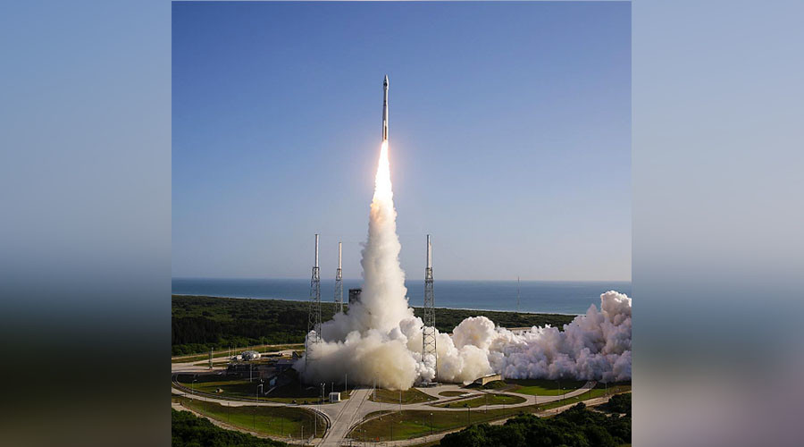 US spy satellite blasts off on Atlas V rocket for secret mission (VIDEOS, PHOTOS)