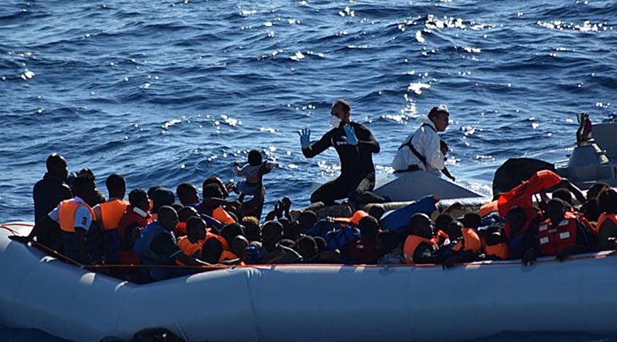 'Can't welcome everyone': Italy launches €1.5mn online project to deter migrants