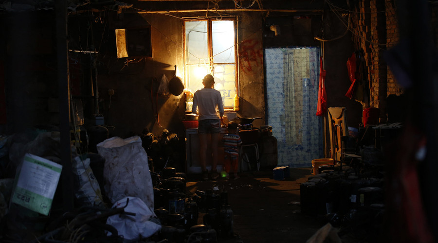 Return of the slums: 31 people found living in single-family home in London