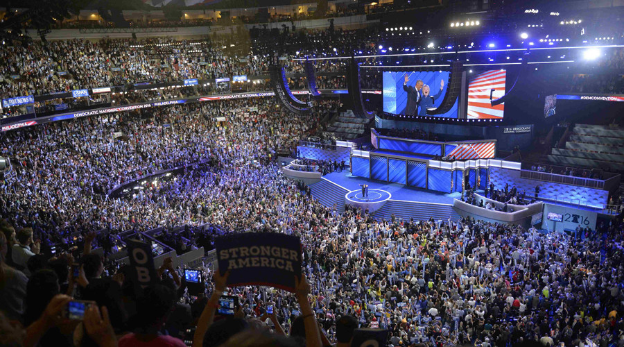 Final day of DNC features Hillary Clinton's nomination speech (WATCH FULL)