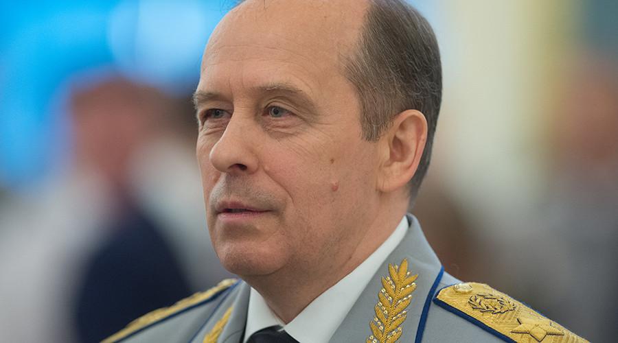 Alexander Bortnikov, Director, Federal Security Service (FSB) © Sergey Guneev