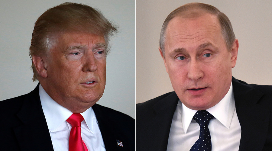 Busted! Trump claimed to have spoken with Putin, now denies contact