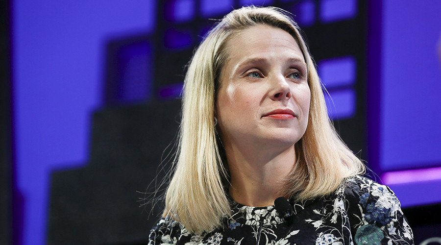 Marissa Mayer may walk away from Yahoo divorce with $123mn