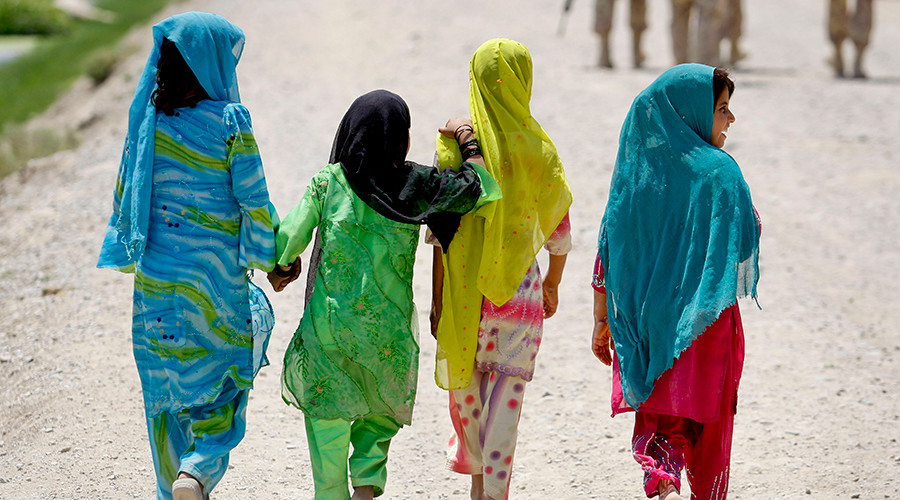 60yo cleric arrested after marrying a 6yo girl in Afghanistan