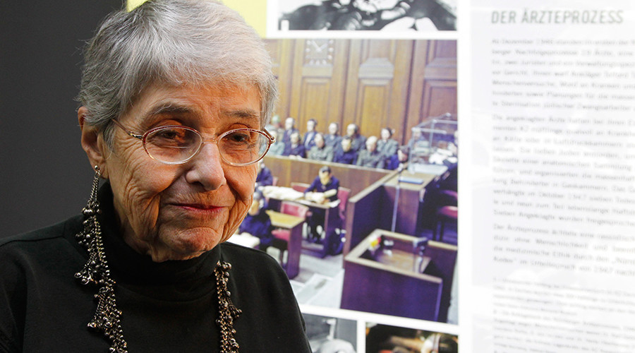 Holocaust survivor was monitored by FBI for her Palestinian activism