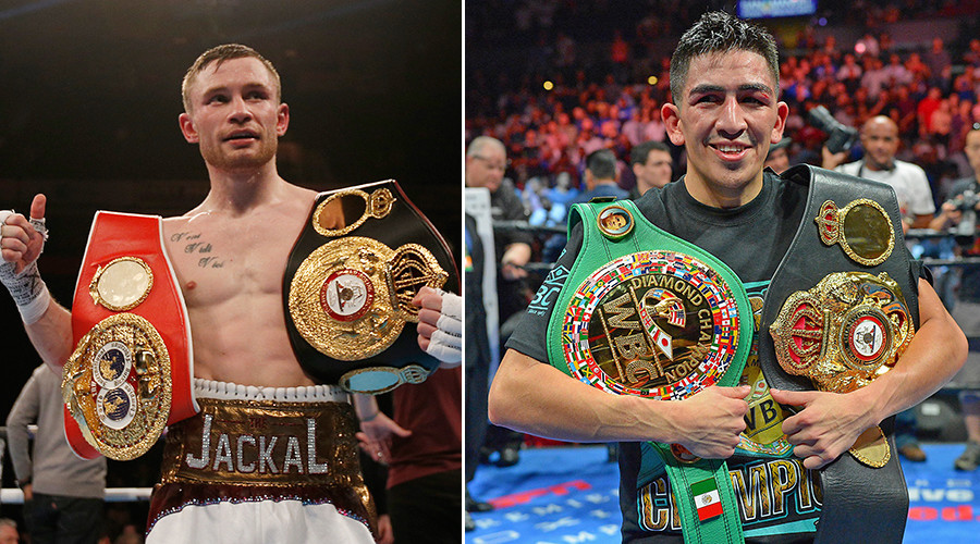 The Brawl in Brooklyn: Can Frampton v Santa Cruz make fight of the Year in NYC?