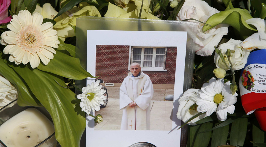 'He tainted Islam': Muslim community refuses to bury French priest killer