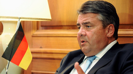 German Vice Chancellor and Economy Minister Sigmar Gabriel  © Michalis Karagiannis