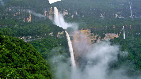 Gocta Waterfall. © Wikipedia
