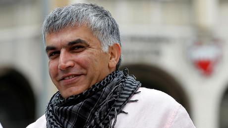 Bahraini human rights activist Nabeel Rajab © Hamad Mohammed