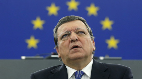 Former European Commission President Jose Manuel Barroso. ©Christian Hartmann
