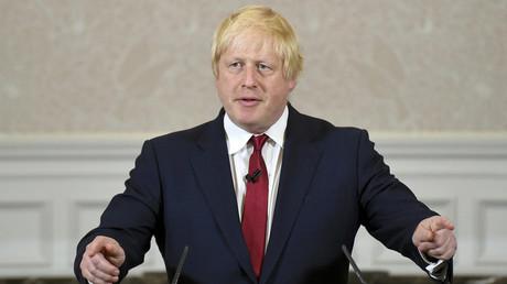 Boris Johnson © Toby Melville