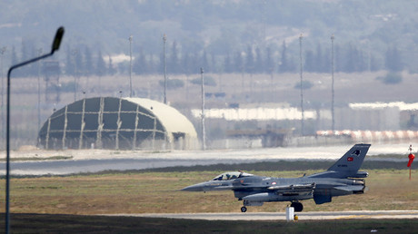 Incirlik air base in Adana, Turkey © Murad Sezer